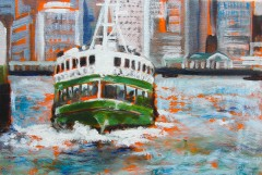 "Solo Exhibition ""The Hong Kong Collection"""