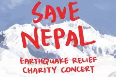 Save Nepal Earthquake Relief Charity Concert