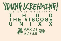 THE VOID NOIZE presents | YOUNG SCREAMING Vol.4