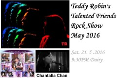 Teddy Robin's Talented Friends Rock Show MAY2016