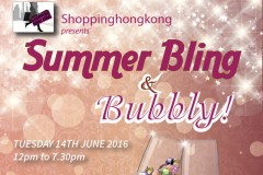 Summer Bling & Bubbly