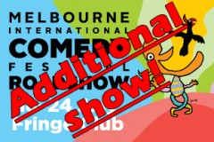 The Melbourne International Comedy Festival HK