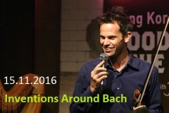 Good Music @ The Fringe with James C.: Inventions Around Bach
