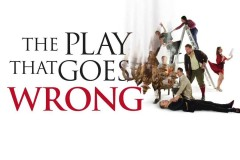 剧本阅读 (英文) - 《The Play that Goes Wrong》Henry Lewis,Jonathan Sayer及Henry Shields着