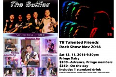 TR Talented Friends Rock Show NOV2016