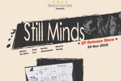 Shao Culture presents: Still Minds EP Release