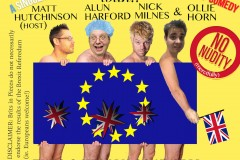 Brexibitionists: A Singularly British Night of Comedy
