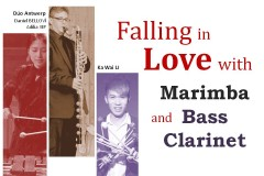 Falling in Love with Marimba and Bass Clarinet