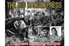 The Big BandExpress @ Fringe Dairy