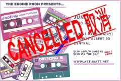 [CANCELLED] Mixtape @ The Fringe Club