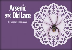 Play Reading in English - Arsenic and Old Lace by Joseph Kesselring (1939)