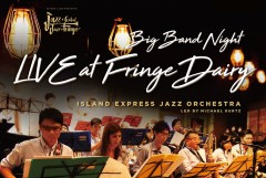 Big Band Night – LIVE at Fringe Dairy