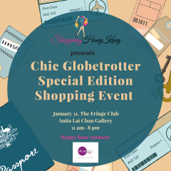 Chic Globetrotter Special Edition Shopping Event