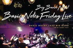 Big Band Night - Basic Notes Friday Live