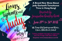 Lions, Typhoons and Judy, Oh My! - Drama,Comedy&Musical