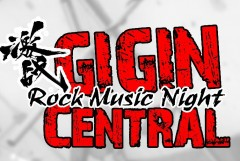 GIGIN CENTRAL Rock Music Night
