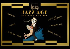 JAZZ AGE Party @ The Fringe
