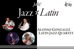 Jazz+ : Alonso González Latin Jazz Quartet