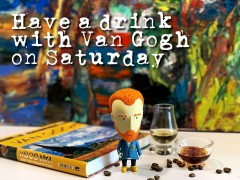 Have a drink with Van Gogh on Saturday