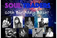 Soul Traders 10th Birthday Bash!