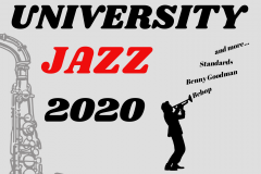 【Cancelled】University Jazz 2020